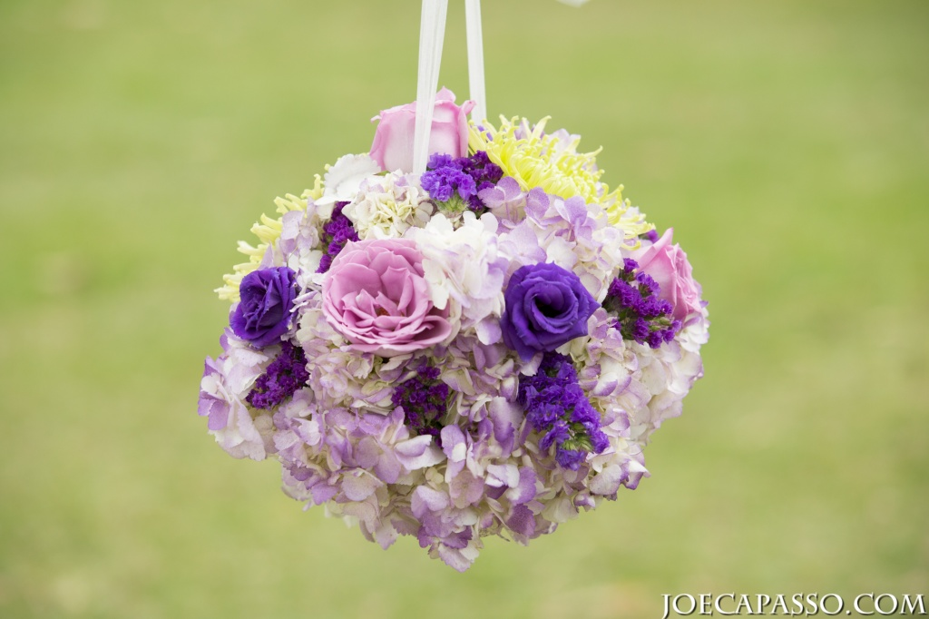 flower ball ceremony ideas