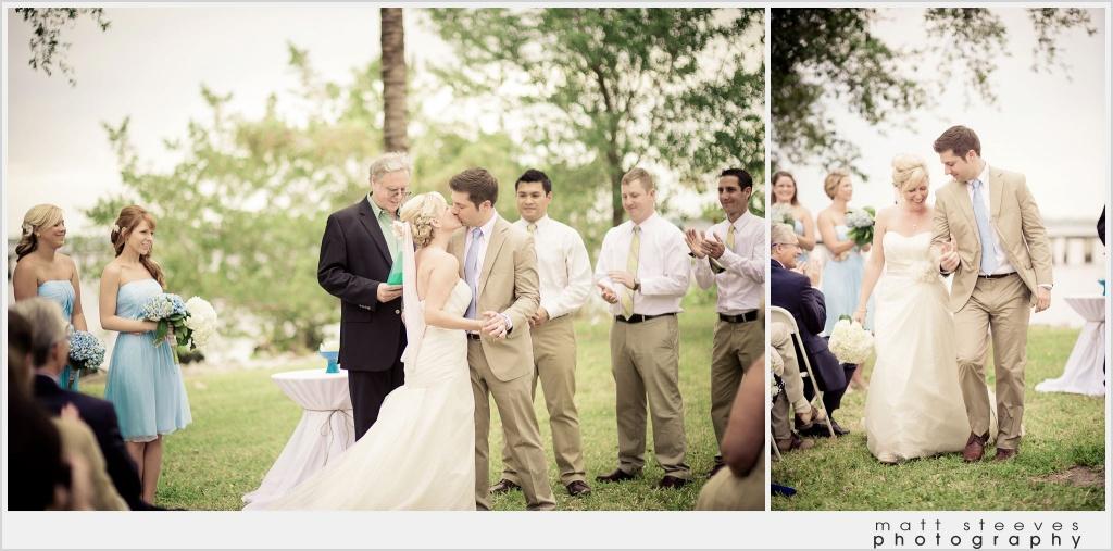 home wedding ceremony