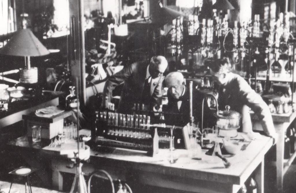 Edison inside the lab Compressed