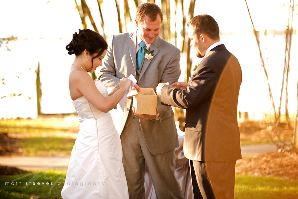 Love Letter Wine Box Wedding Ceremony Ideas Edison And Ford