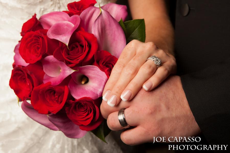 bouquet Ashlee & Mike Joe Capasso