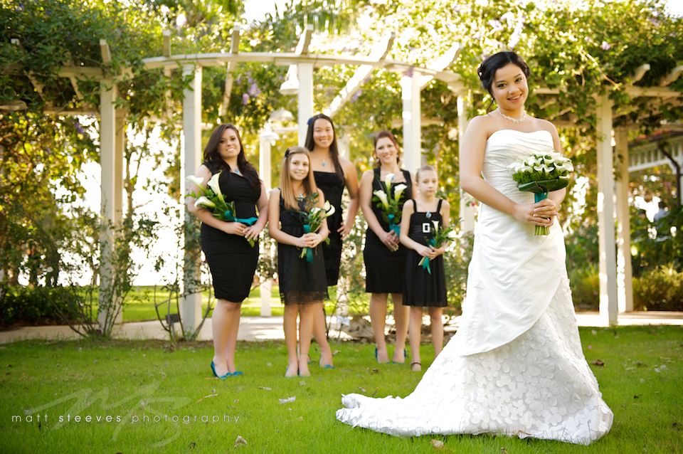 bridesmaid dresses amber & kyle matt steeves