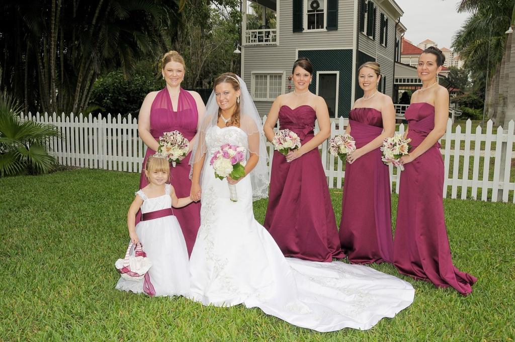 Bridesmaids Haley David Images