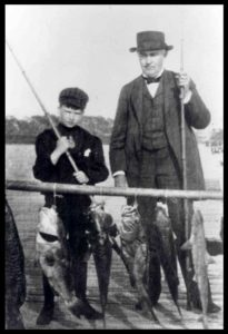 fishing with edison