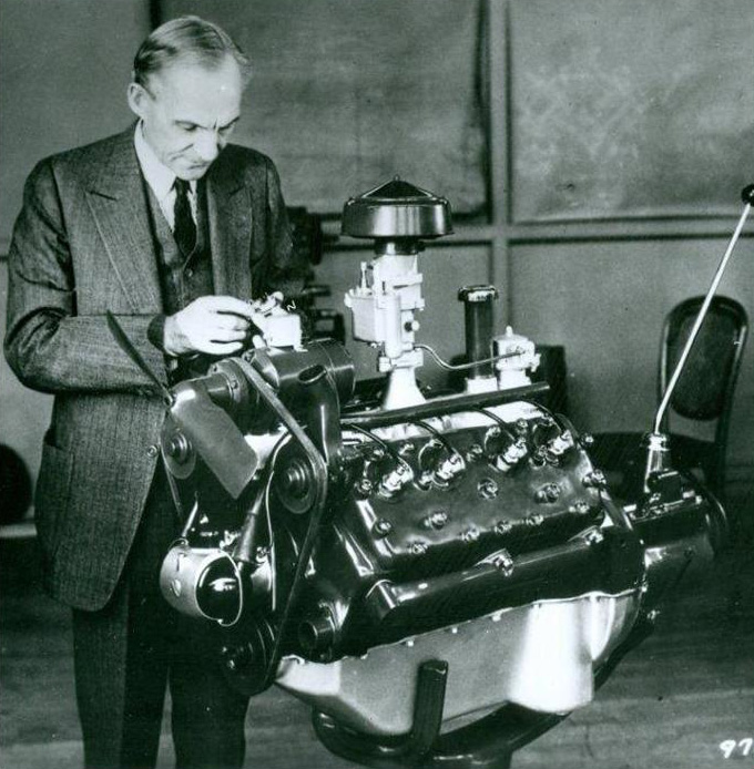 ford and engine
