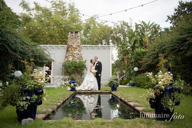 garden wedding edison ford florida