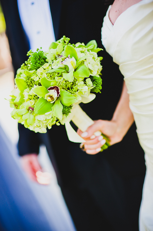 green orchid bride bouquet fort myers wedding locations