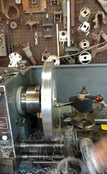 quadricycle machining