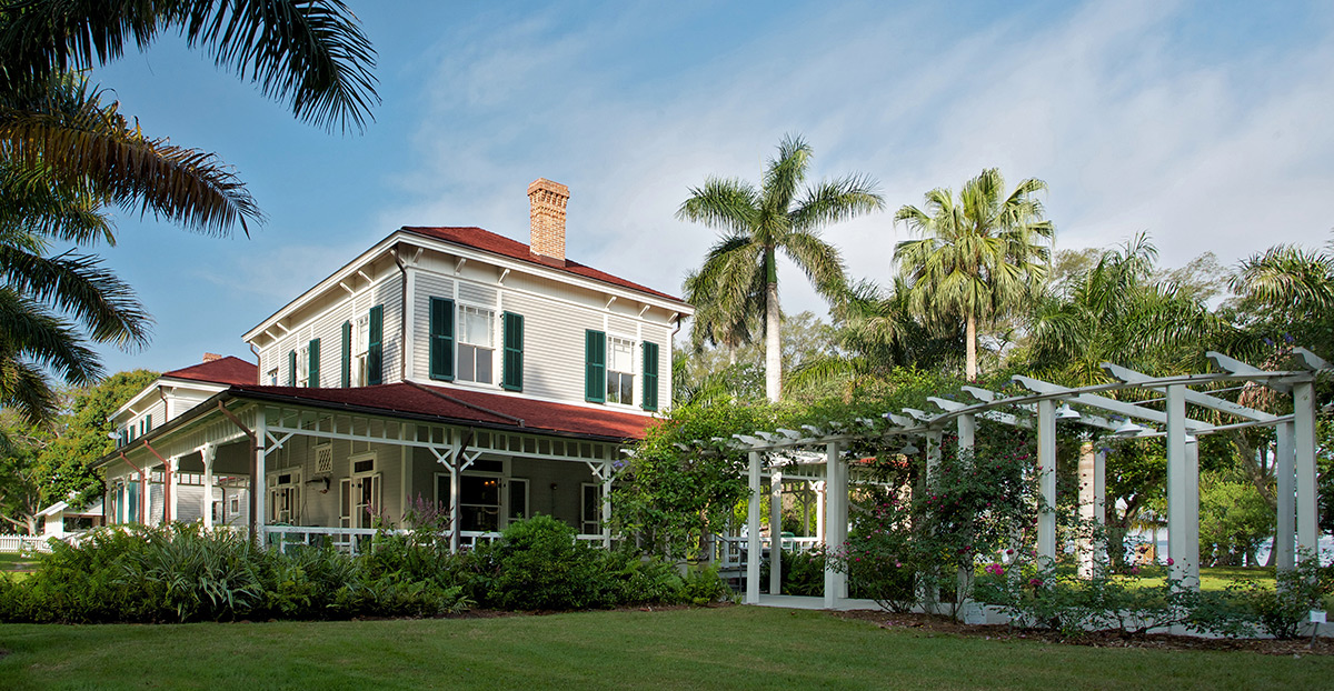 The Edison And Ford Winter Estates Fort Myers Florida