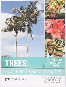 Cover of TREES: South Florida & The Keys for sale in the Edison Ford gift shop.
